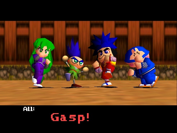 Mystical Ninja Starring Goemon best n64 games