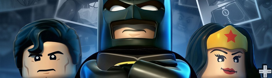 Lego Batman 2 Banner